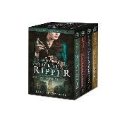 Cover-Bild zu The Stalking Jack the Ripper Series Hardcover Gift Set von Maniscalco, Kerri