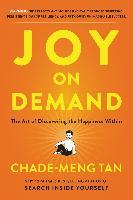 Cover-Bild zu Joy on Demand (eBook) von Tan, Chade-Meng