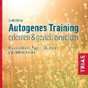 Cover-Bild zu Autogenes Training (Audio Download) von Haase, Sabrina