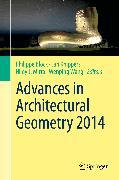 Cover-Bild zu Advances in Architectural Geometry 2014 (eBook) von Wang, Wenping (Hrsg.)