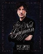 Cover-Bild zu The Art of Neil Gaiman von Campbell, Hayley