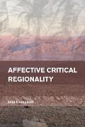 Cover-Bild zu Affective Critical Regionality (eBook) von Campbell, Neil