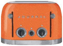 Cover-Bild zu Vintage Toaster Journal von Press, Running