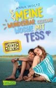 Cover-Bild zu Woltz, Anna: Meine wunderbar seltsame Woche mit Tess (Filmausgabe)