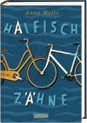 Cover-Bild zu Woltz, Anna: Haifischzähne
