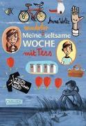 Cover-Bild zu Woltz, Anna: Meine wunderbar seltsame Woche mit Tess (eBook)