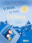 Cover-Bild zu Woltz, Anna: Sonntag, Montag, Sternentag (eBook)