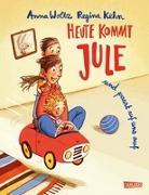 Cover-Bild zu Woltz, Anna: Heute kommt Jule