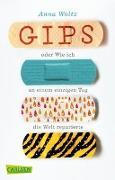Cover-Bild zu Woltz, Anna: Gips oder Wie ich an einem einzigen Tag die Welt reparierte