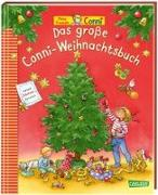 Cover-Bild zu Das große Conni-Weihnachtsbuch von Schneider, Liane