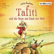 Cover-Bild zu Tafiti und die Reise ans Ende der Welt von Boehme, Julia