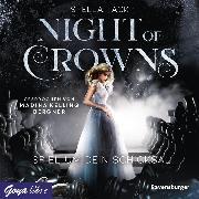 Cover-Bild zu Night of Crowns. Spiel um dein Schicksal (Audio Download) von Tack, Stella