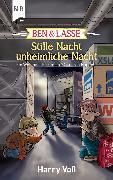 Cover-Bild zu Ben und Lasse - Stille Nacht, unheimliche Nacht (eBook) von Voß, Harry
