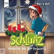 Cover-Bild zu Der Schlunz - Vorsicht bei der Ankunft (Audio Download) von Voß, Harry