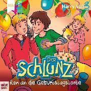 Cover-Bild zu Der Schlunz - Ran an die Geburtstagstorte (Audio Download) von Voß, Harry