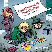 Cover-Bild zu Geheimnisvolle Botschaften (Audio Download) von Voß, Harry
