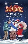 Cover-Bild zu Der Schlunz und das Rätsel im Weihnachtskeks (eBook) von Voß, Harry