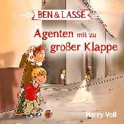 Cover-Bild zu Ben & Lasse - Agenten mit zu großer Klappe (Audio Download) von Voß, Harry