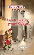 Cover-Bild zu Ben und Lasse - Agenten mit zu großer Klappe (eBook) von Voß, Harry