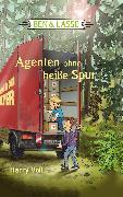 Cover-Bild zu Ben und Lasse - Agenten ohne heiße Spur (eBook) von Voß, Harry
