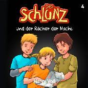 Cover-Bild zu Der Schlunz und der Rächer in der Nacht (Audio Download) von Voß, Harry