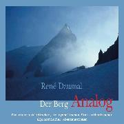 Cover-Bild zu Der Berg Analog (eBook) von Daumal, René
