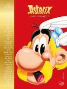 Cover-Bild zu Asterix - Die Hommage (eBook) von Conrad, Didier