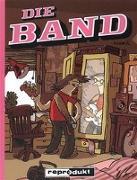 Cover-Bild zu Die Band von Mawil