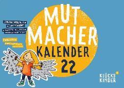 Cover-Bild zu Mutmacher-Kalender 2022 von Schäfer, Bärbel (Gelesen)