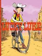 Cover-Bild zu Lucky Luke sattelt um - Vorzugsausgabe von Mawil