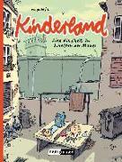 Cover-Bild zu Kinderland von Mawil