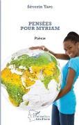 Cover-Bild zu Pensees pour Myriam (eBook)