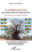 Cover-Bild zu La mediation pour tous dans l'espace OHADA et en Afrique de l'Ouest (eBook)