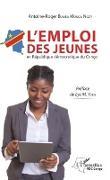 Cover-Bild zu L'emploi des jeunes en Republique democratique du Congo (eBook)