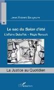 Cover-Bild zu Le sac du Salon d'ete (eBook)