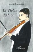 Cover-Bild zu Le Violon d'Alain (eBook)
