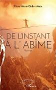 Cover-Bild zu De l'instant a l'abime (eBook)