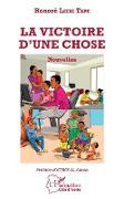 Cover-Bild zu La victoire d'une chose (eBook)