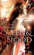 Cover-Bild zu Queen and Blood von Harmon, Amy