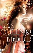 Cover-Bild zu Queen and Blood (eBook) von Harmon, Amy