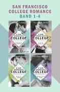 Cover-Bild zu San Francisco College Romance Band 1-4 (eBook) von Bößel, Christiane