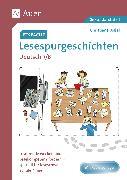 Cover-Bild zu Einfache Lesespurgeschichten Deutsch 7-8 von Bößel, Christiane