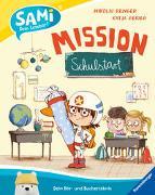 Cover-Bild zu SAMi - Mission Schulstart von Reider, Katja