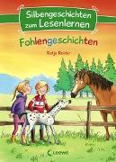 Cover-Bild zu Silbengeschichten zum Lesenlernen - Fohlengeschichten von Reider, Katja