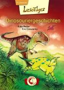 Cover-Bild zu Lesetiger - Dinosauriergeschichten von Reider, Katja