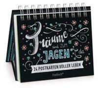 Cover-Bild zu Träume sind zum Jagen da von Büdinger, Mo (Illustr.)