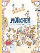 Cover-Bild zu München. Das Wimmelbuch von Büdinger, Mo (Illustr.)
