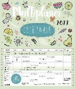 Cover-Bild zu Multiplaner - Gute Laune 2022 von Korsch, Verlag (Hrsg.)