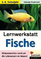 Cover-Bild zu Lernwerkstatt Fische von Rosenwald, Gabriela