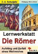 Cover-Bild zu Lernwerkstatt - Die Römer / Grundschulausgabe